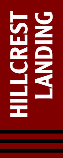 Hillcrest Landing Logo